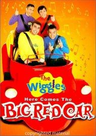 Wiggles: Here Comes The Big Red Car Movie