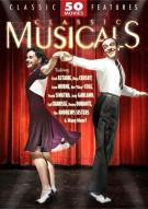 Classic Musicals: 50 Movie Pack Movie
