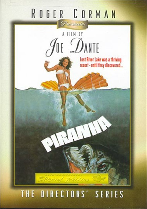 Piranha: The Directors Series Movie