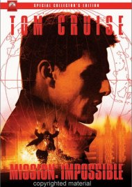 Mission: Impossible - Special Collectors Edition Movie
