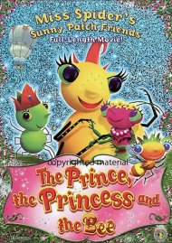 Miss Spiders Sunny Patch Friends: The Prince, The Princess & The Bee Movie