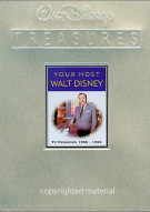 Your Host, Walt Disney: Walt Disney Treasures Limited Edition Tin Movie