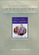 Your Host, Walt Disney: Walt Disney Treasures Limited Edition Tin Movie