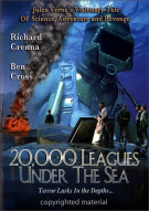 20,000 Leagues Under The Sea Movie
