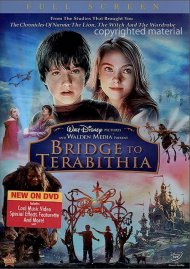 Bridge To Terabithia (Fullscreen) Movie