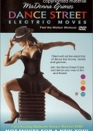 MaDonna Grimes: Dance Street - Electric Moves Movie