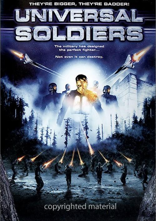 Universal Soldiers Movie
