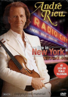 Andre Rieu: Radio City Music Hall Live In New York Movie