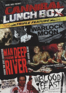 Cannibal Lunch Box Triple Feature Movie