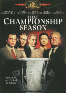 That Championship Season Movie
