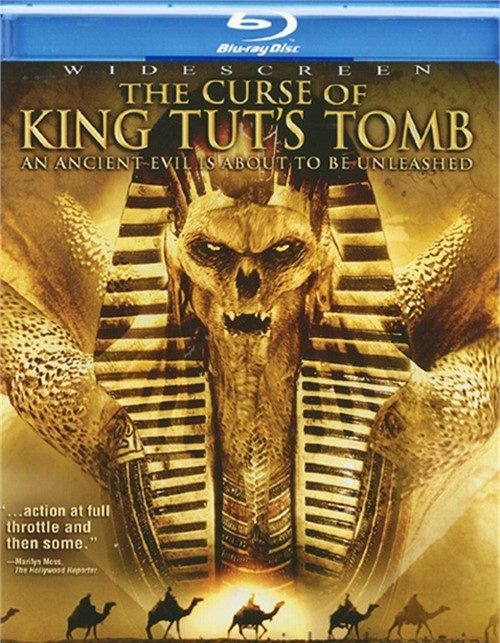 Curse Of King Tuts Tomb, The: The Complete Miniseries Blu-ray