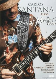 Carlos Santana Plays Blues At Montreux 2004 Movie