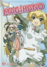 Magikano: Witchs Flight, The - Volume 3 Movie