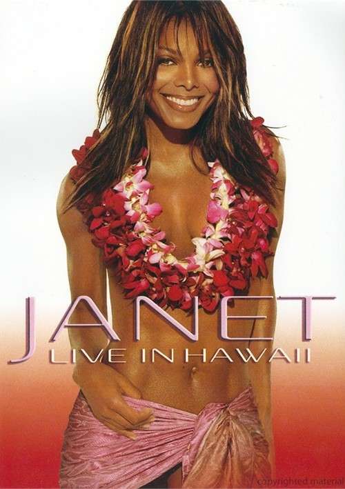 Janet: Live In Hawaii Movie