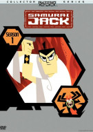 Samurai Jack: The Complete Seasons 1 - 4 Movie