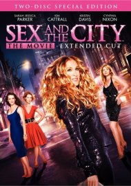 Sex And The City: The Movie - Extended Cut Movie