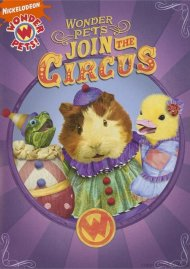 Wonder Pets: Join The Circus Movie
