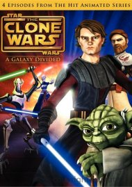 Star Wars: The Clone Wars - A Galaxy Divided Movie