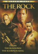 Rock Action Pack, The Movie