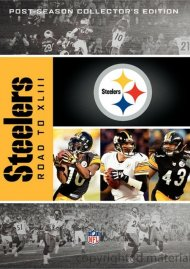 NFL Road To Super Bowl XLIII: Pittsburgh Steelers Movie