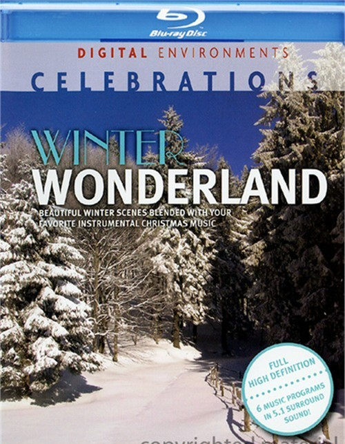 Winter Wonderland Blu-ray