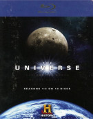 Universe, The: The Complete Seasons 1 - 3 Blu-ray