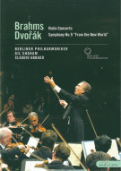 Brahms, Dvorak: Violin Concerto Symphony No. 9 Movie