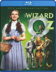 Wizard Of Oz, The: 70th Anniversary Edition Blu-ray