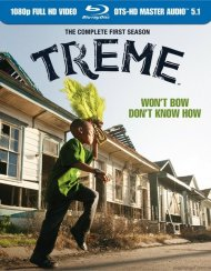 Treme: The Complete First Season Blu-ray