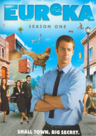 Eureka: Season One (Slim Pack) Movie