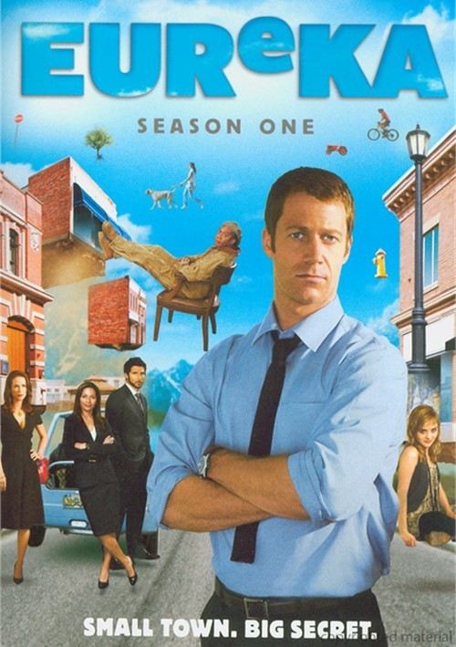 Eureka: Season One (Slim Pack) Movie