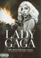 Lady Gaga Presents: The Monster Ball Tour At Madison Square Garden (Explicit Version) Movie