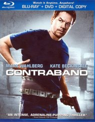 Contraband (Blu-ray + DVD + Digital Copy + Ultra Violet) Blu-ray