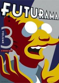 Futurama: Volume 3 (Repackage) Movie