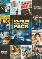 10-Film Man Cave Pack: Volume 4 Movie
