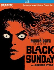 Black Sunday: Remastered Edition Blu-ray