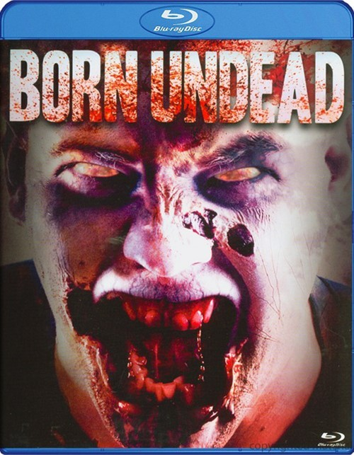 Born Undead Blu-ray