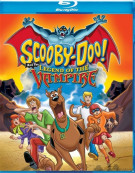 Scooby-Doo And The Legend Of The Vampire Blu-ray