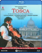 Tosca: Live In Rome Blu-ray