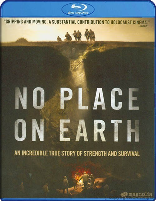 No Place On Earth Blu-ray