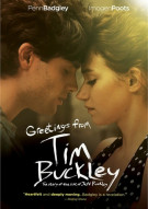 Greetings From Tim Buckley Movie