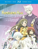 Kamisama Kiss: The Complete Series (Blu-ray + DVD Combo) Blu-ray