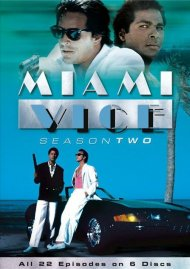 Miami Vice: Season Two (Repackage) Movie
