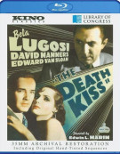 Death Kiss, The Blu-ray