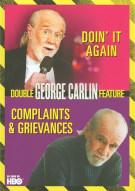 George Carlin: Complaints & Grievances / Doin It Again (Double Feature) Movie