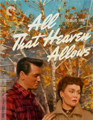 All That Heaven Allows: The Criterion Collection (Blu-ray + DVD Combo) Blu-ray
