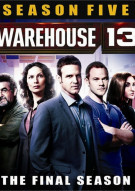 Warehouse 13: Season Five Movie