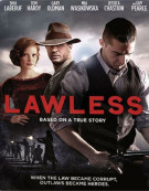 Lawless (Steelbook) Blu-ray