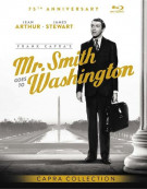 Mr. Smith Goes To Washington: 75th Anniversary Edition (Blu-ray + UltraViolet) Blu-ray
