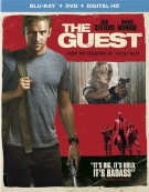 Guest, The (Blu-ray + DVD + UltraViolet) Blu-ray